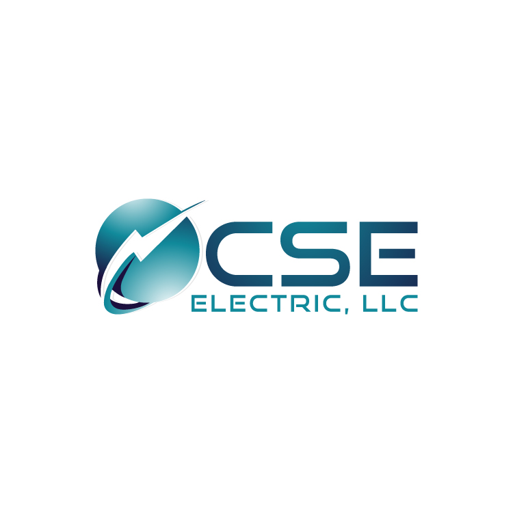 st. charles mo electrician logo cse electric llc